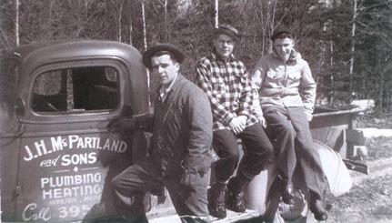 J.H.M McPartland & Sons